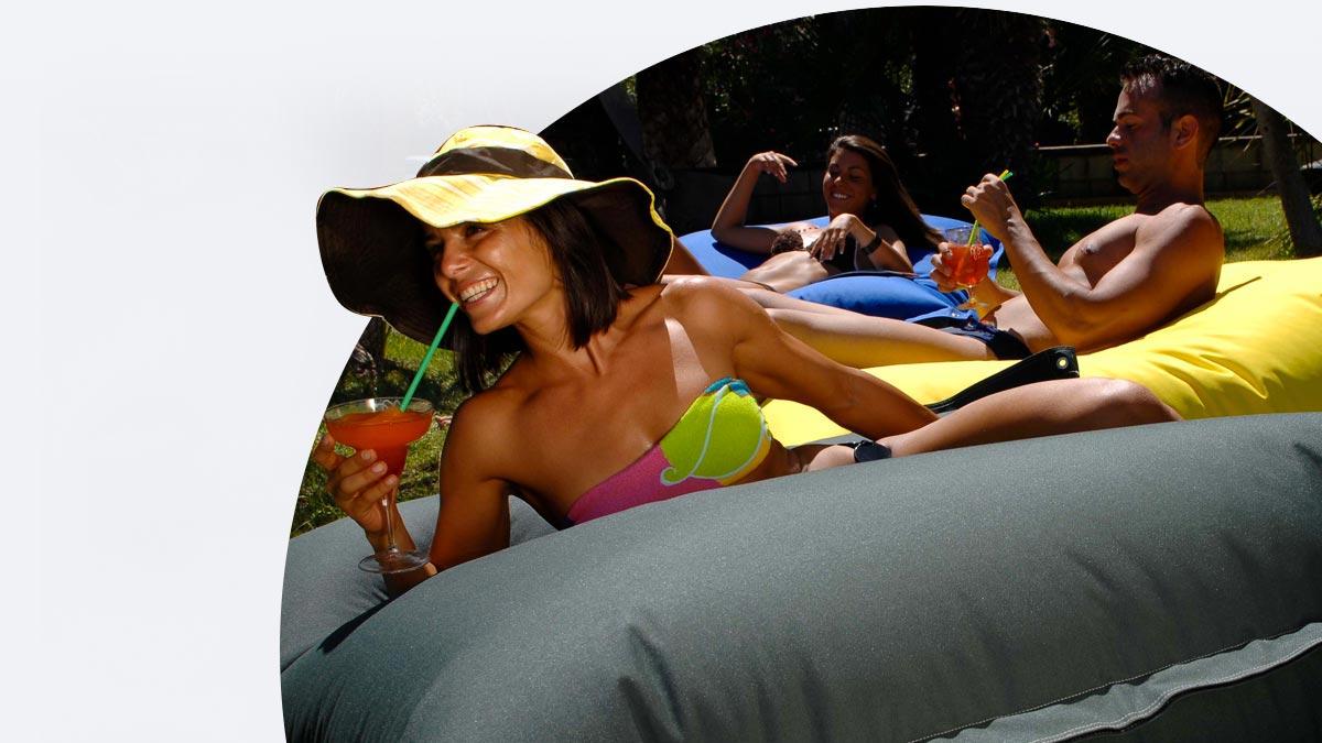 relax con amici Pomodone