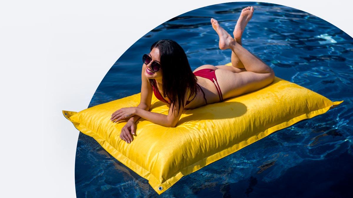 Pomodone galleggiante