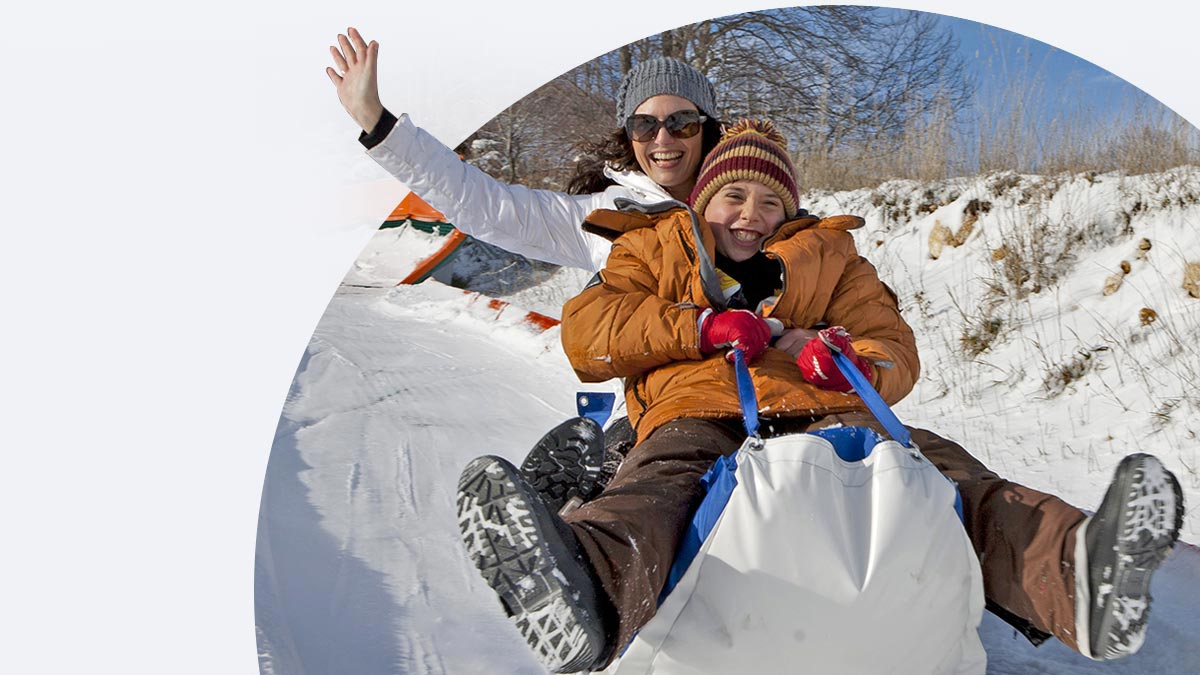 attrezzature per snowpark