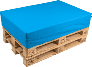 materasso bancale royal-blue