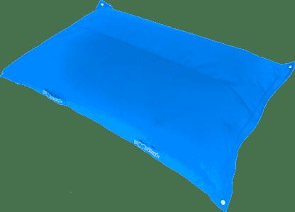 cuscino galleggiante Pomodone royal blue