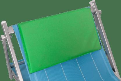 Raybre Art/® Cuscino Poggiatesta Cuscino poggiatesta Rimovibile per Lettino da Spiaggia Lettino Prendisole