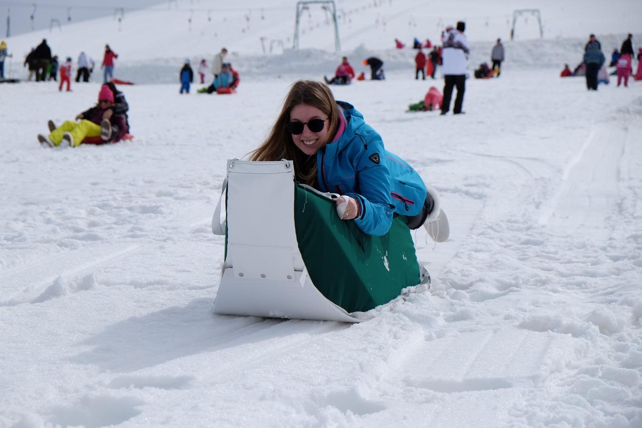 Passo Lanciano Mammarosa Attrezzature per snowpark