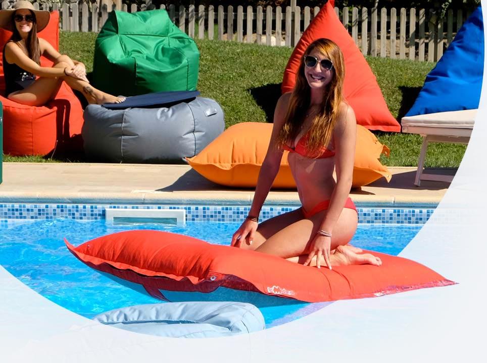 Cuscini Galleggianti per piscine Pomodone