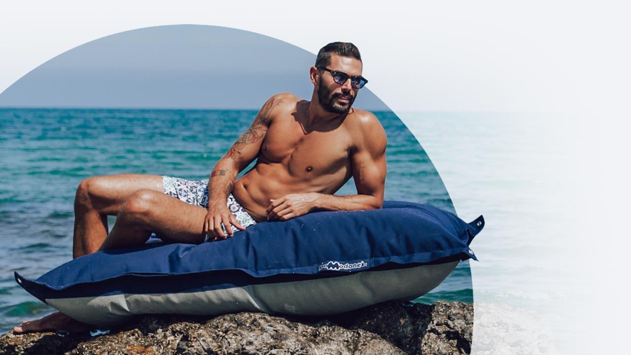 ergonomic giant cushions
