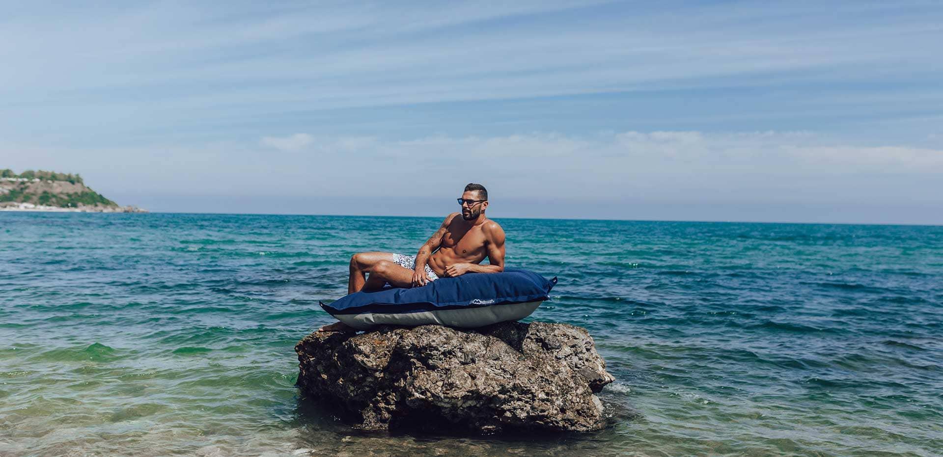cuscino galleggiante preventivo